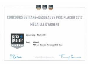 Prix Plaisir Affectif
